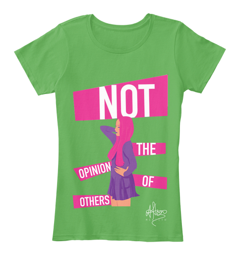 Not The Opinion Of Others-£25.00 - 100% ORGANIC COTTON