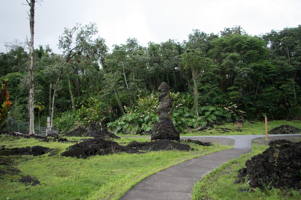 Lava Trees Park