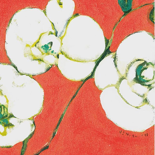 Petals and Paint - Recreate your own canvas with us. Sunday the 25th 2-4 pm - sign up on our calendar link through cart check out.