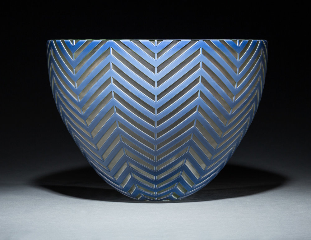 Chevron Bowl