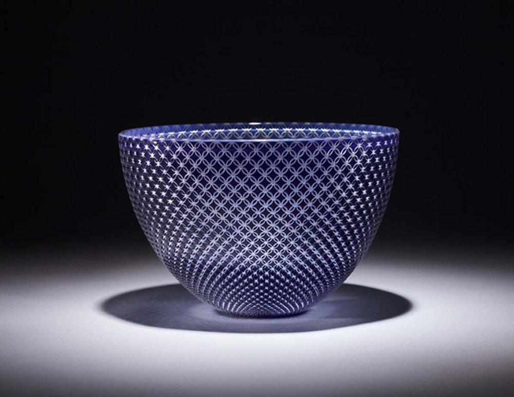 Blue Diamond Bowl