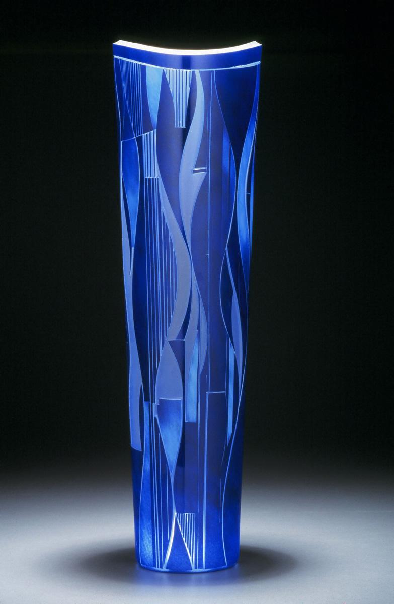 Cello Vase