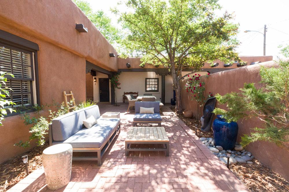 Shared Courtyard