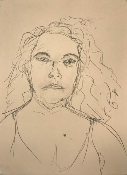 2 mujer self portrait.JPG