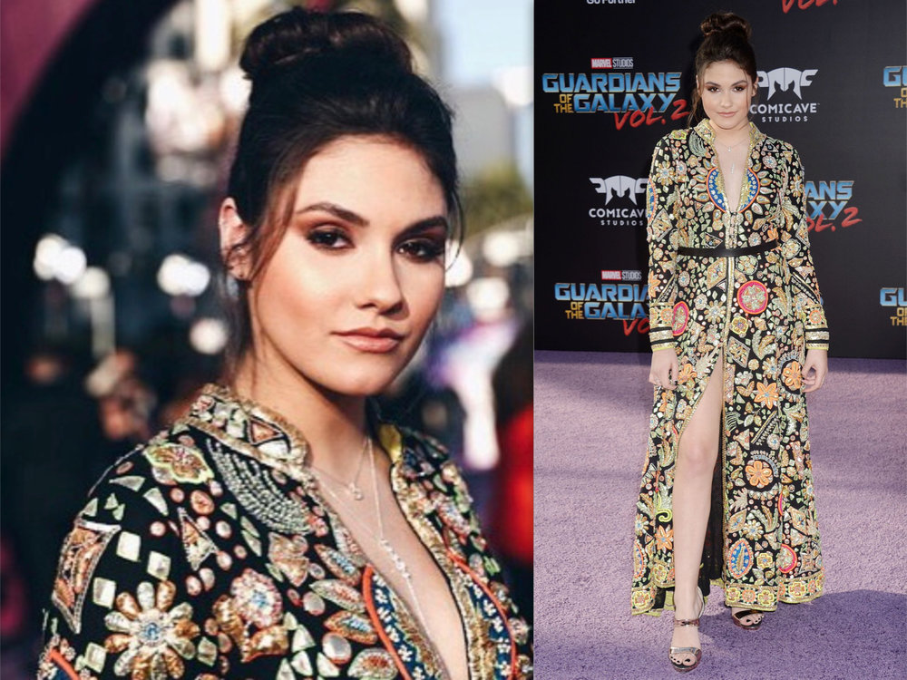 Ronni Hawk guardians of the galaxy premiere.jpg