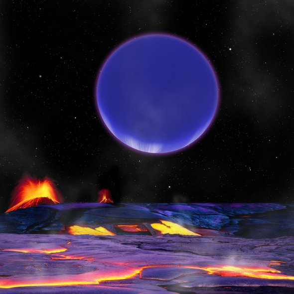 'Toffee Planets' Hint At Earth's Cosmic Rarity - SCIENTIFIC AMERICAN