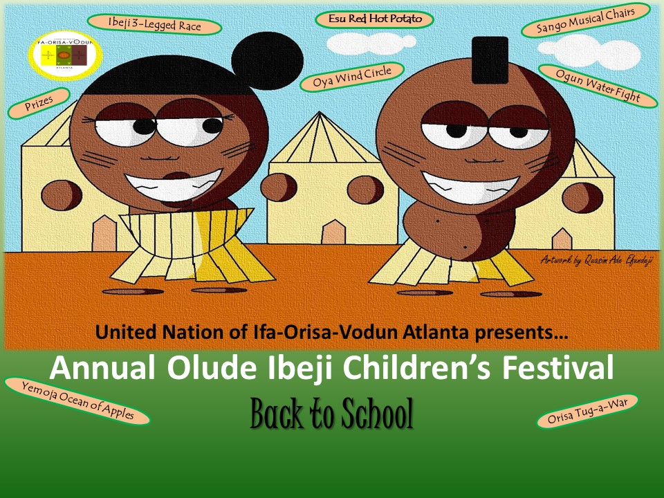 Olude Ibeji Children's Festival