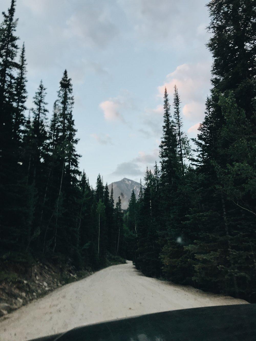 Gray's/Torrey's Peak