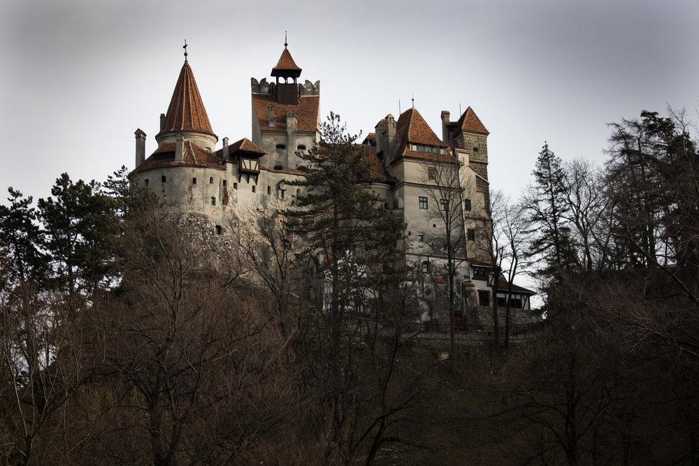 Zamak Bran