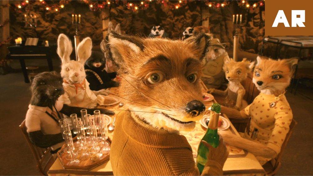 Fantastic Mr. Fox - Sve boje jeseni su stale u ovaj animirani film
