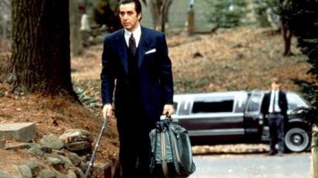 Scent of a woman -