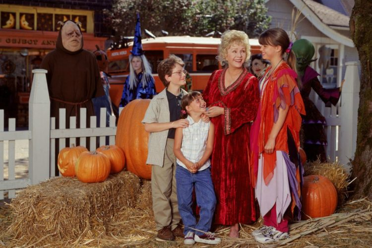 Halloweentown -