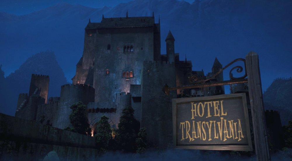 Hotel Transilvania -