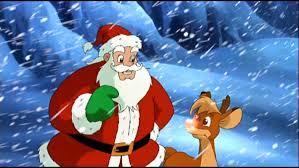 Rudolf crveni nosić -