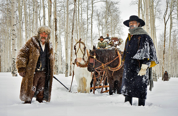 The Hateful Eight -