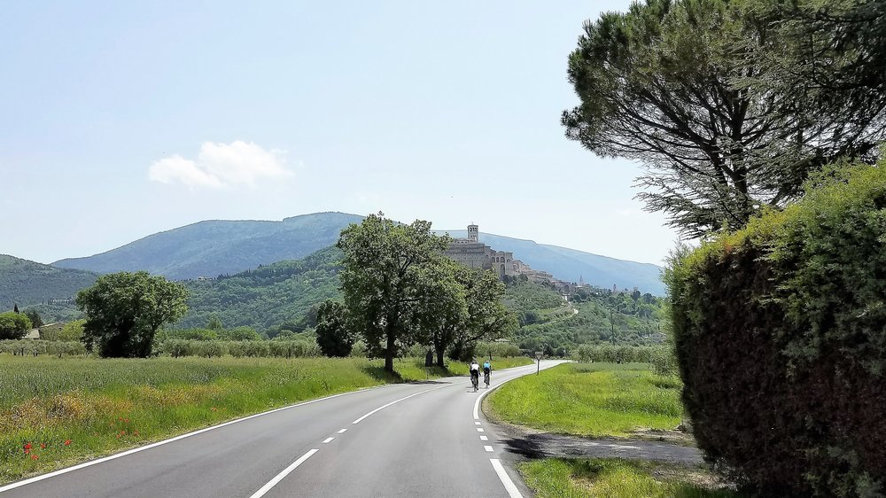 ride with us - With support from Italian speaking guides, you'll make memories to last a lifetime in a place as timeless as it is beautiful. Come ride with us in Umbria, the green heart of Italy. Our May 2019 trips are filling up fast! We have limited availability remaining for May 12-18!