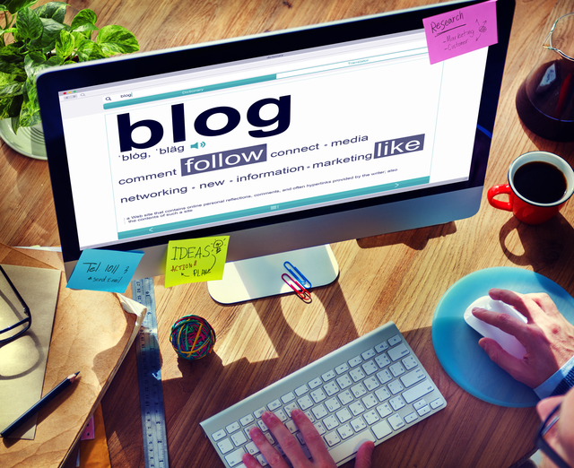 If you aren't sure about a book yet, start with blogging.