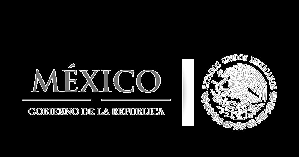 Gobierno de la República México vector logo.png