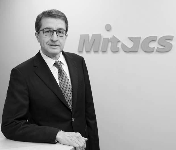 Alejandro Adem  Mitacs  Chief Executive Officer /   Scientific Director