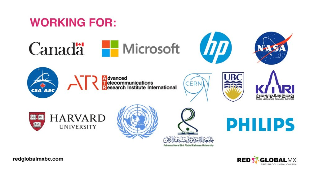 Connections all around the world - Being a member of the Red Global MX BC give you access to 60+ professional chapters across the United States, Canada, Latin America, Europe, Asia and Oceania.Whether you are a Mexican national living in Canada, a Canadian citizen or PR with interest in Mexico for business, trade, education, research and/or innovation opportunities this membership is for you!
