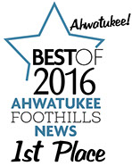 Best of Ahwatukee Foothills 2016 award