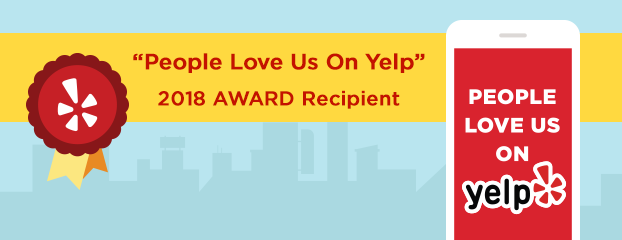 yelp 2018 award graphics