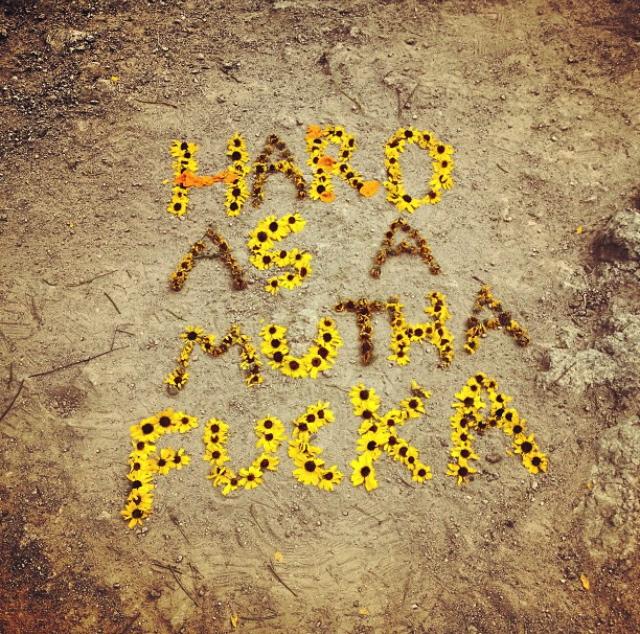 Hard As A Mutha-Fucka