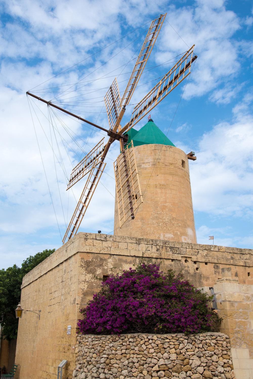 The Ta' Kola Windmill