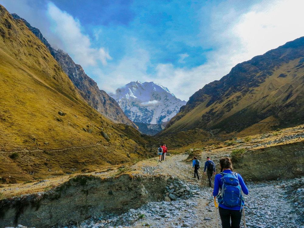 How to Avoid Altitude Sickness Trekking to Machu Picchu