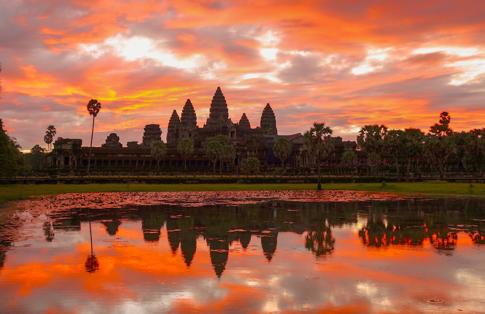 Explore the Temples of Angkor with these Amazing Photos