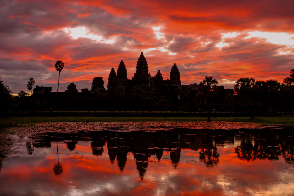 How to Watch the Sunrise at Angkor Wat