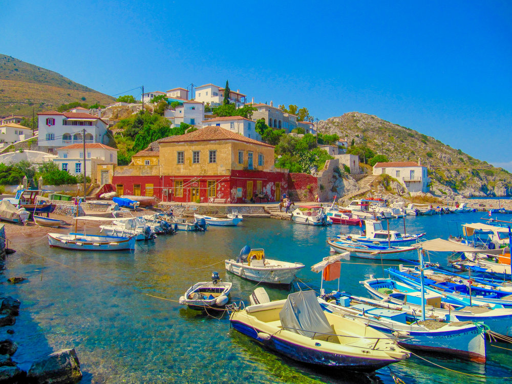 Weekend in Athens? How to Still Find Your Greek Isle