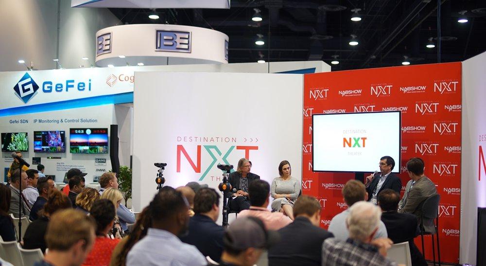 NAB Panel Supersizing Social