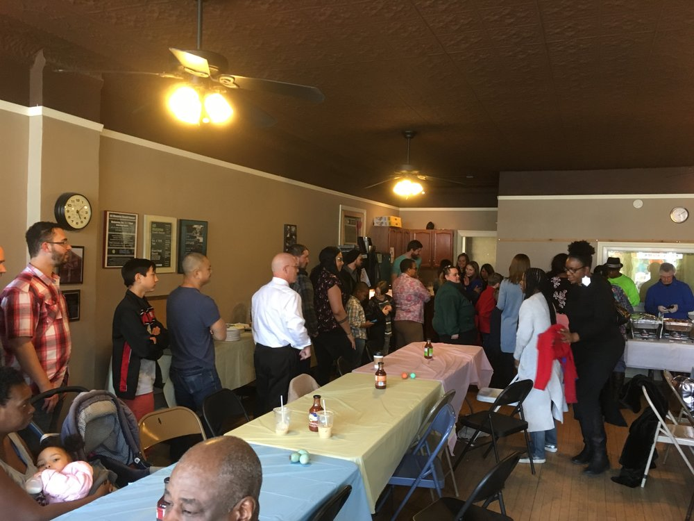 441 Ministries/New City Fellowship Easter Dinner 2018