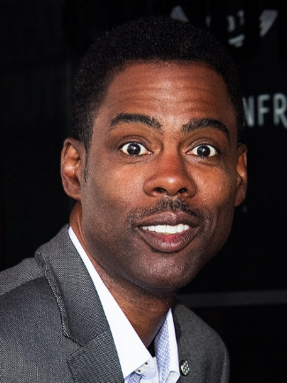 Chris rock -- photo by Gordon Correll