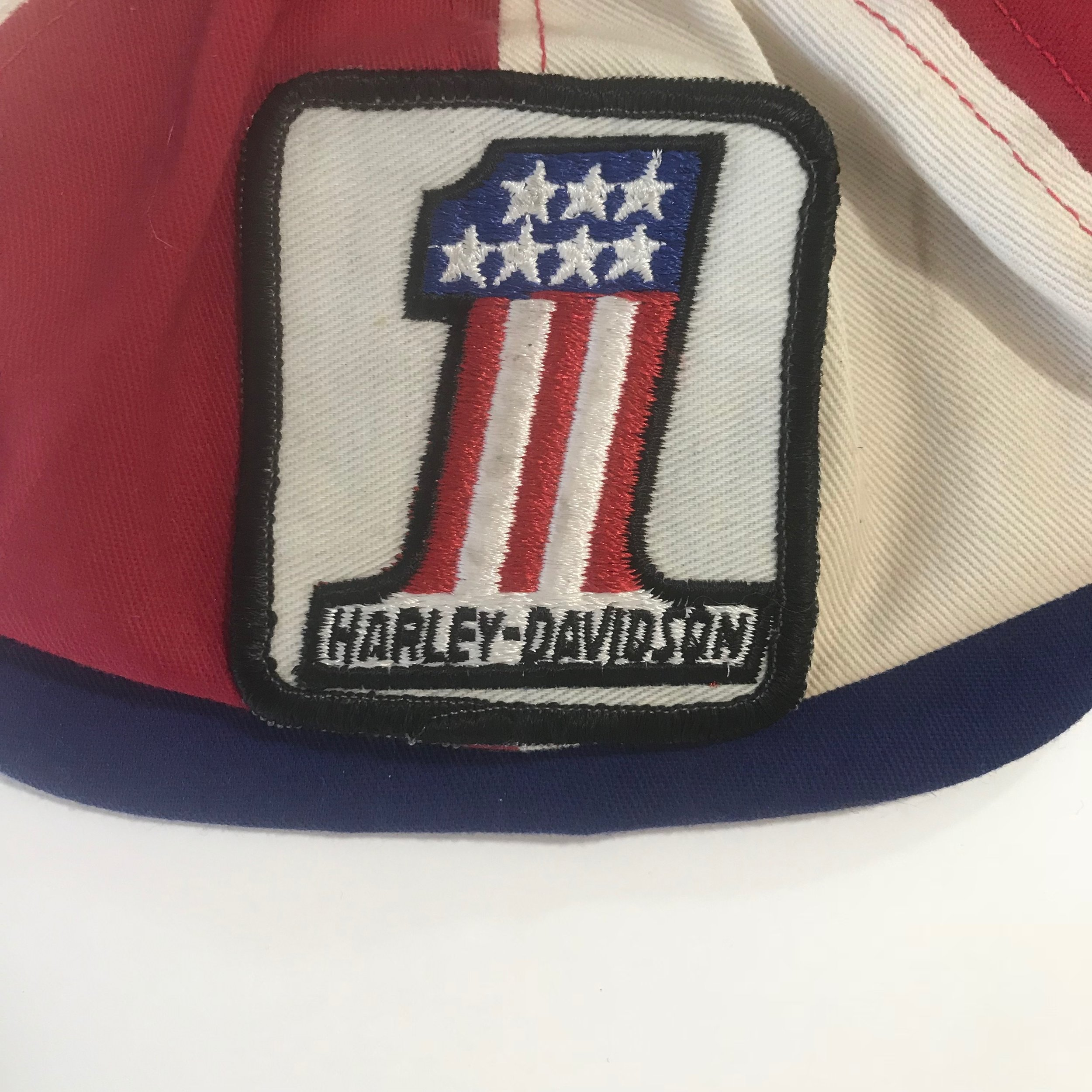 b8895a965260a Vintage Harley Davidson Cap — DANIELLE COLBY
