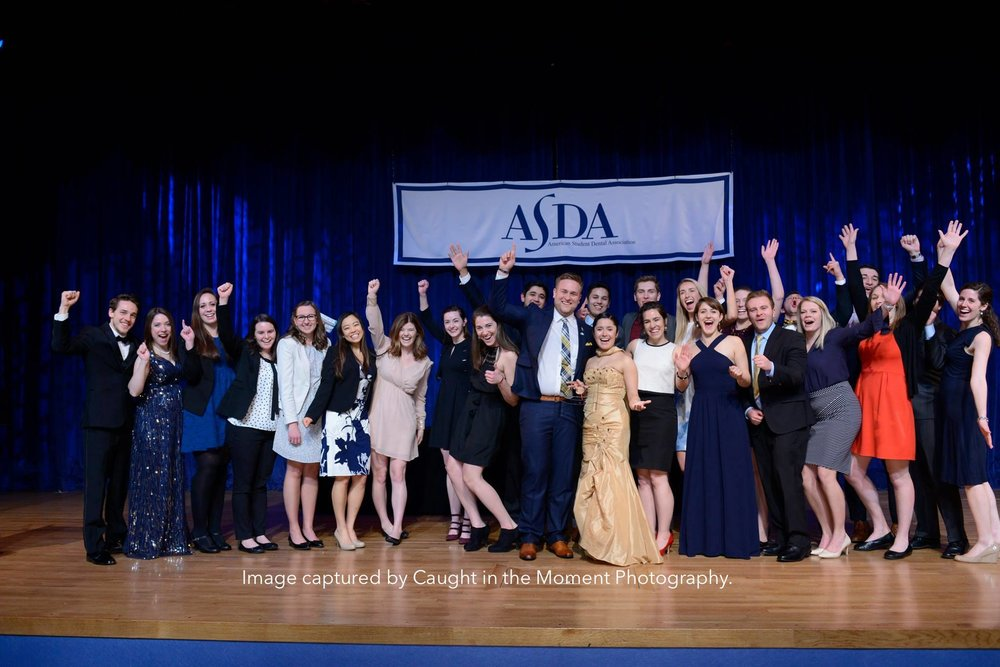 Ideal ASDA 2018 Winner! - Marquette ASDA was recognized as the nation's best and most well rounded ASDA chapter as the 2018 Annual Session in Anaheim, California. We are so grateful to our members, leaders, and supporters.