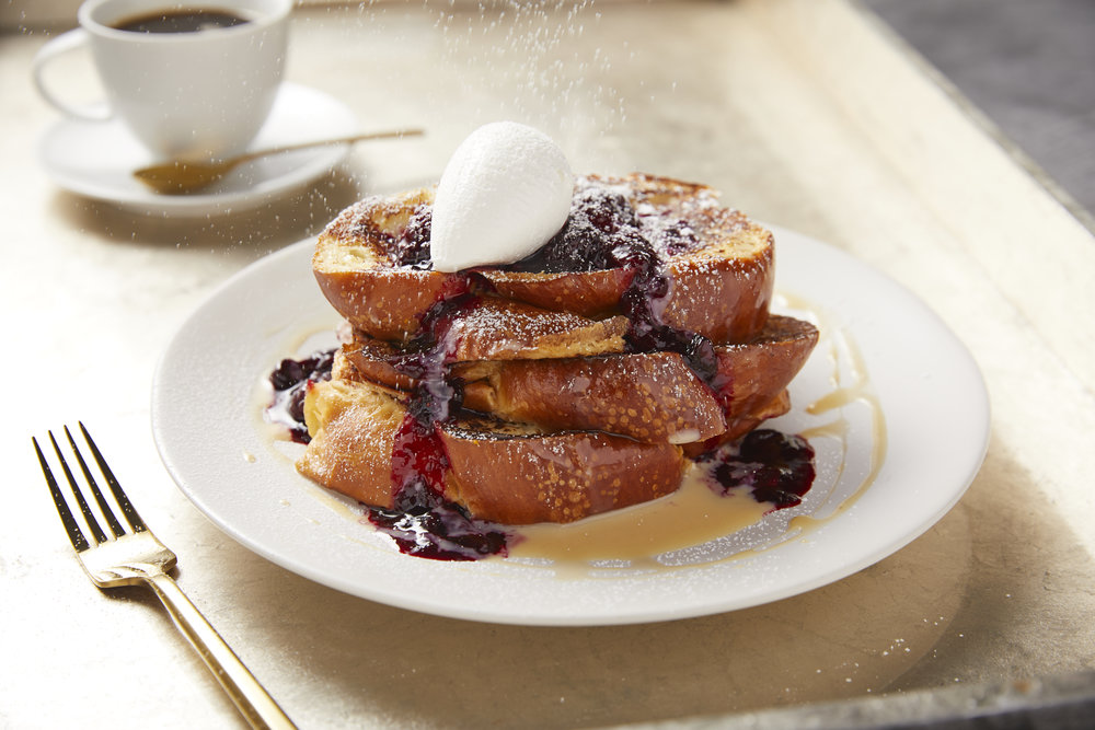 Dulce De Leche French Toast