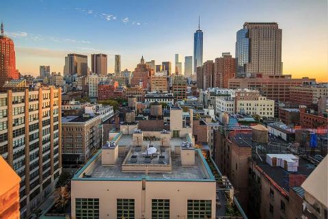 曼哈顿下城区