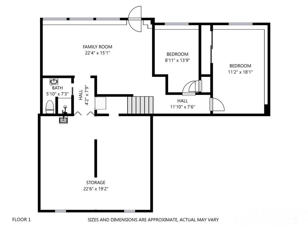173 Loon Cove Ln Winthrop Basement Floor.jpg