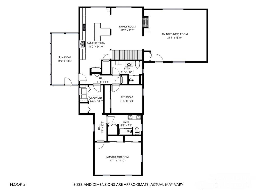173 Loon Cove Ln Winthrop 1st floor.jpg