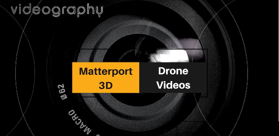 Matterport Fly Through Videos - We have combined our Matterport & Aerial Drone Service to give you a great way to showcase your business or listing. We take a screen grab of a Matterport Tour & combine it with Aerial Drone Footage to give your Clients the feel for the area & the interior of your space.