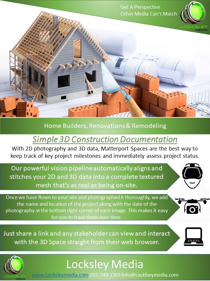 Builders, Renos, Rehabs - Front