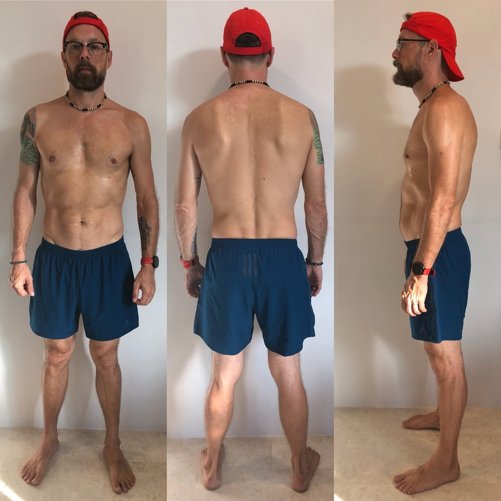 This is me at 75 kg with 14% bodyfat. 6 months into my personal transformation