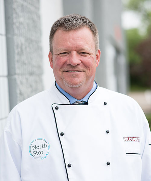 Troy Mahoney - EXECUTIVE CHEF / END USER SPECIALIST