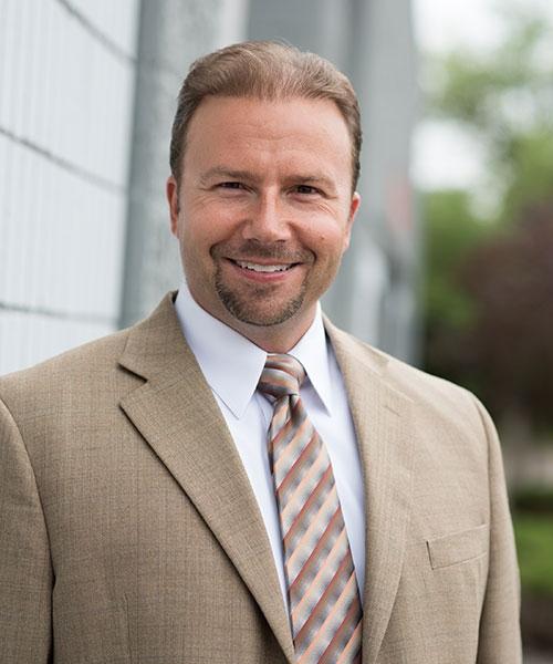Todd Anderson - PRESIDENT / PRINCIPAL / CPMR, CFSP