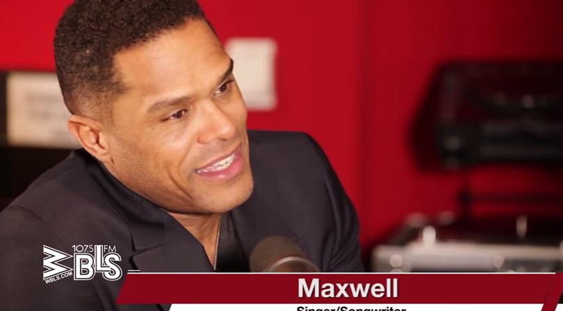 Shaila Interviews Maxwell! -