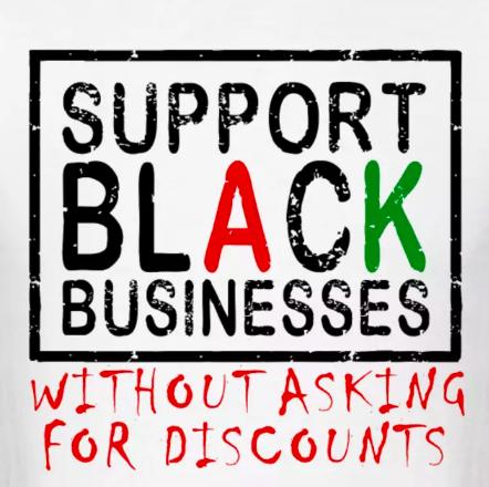 Shaila's Black History MonthBuy Black List! - buy black for the holidays