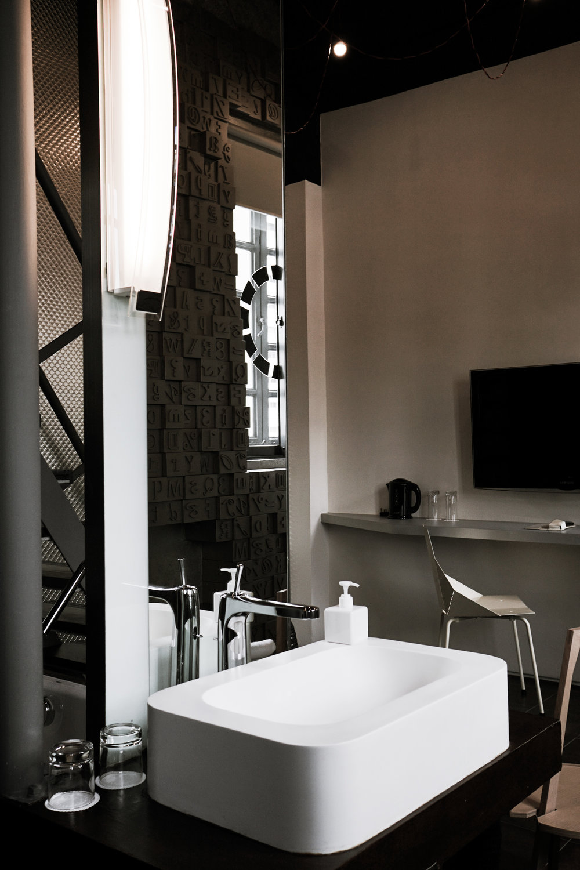Whimsical Bathroom