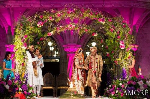Asian wedding suppliers uk planners decorators amore wedding events ltd london junglespirit Image collections